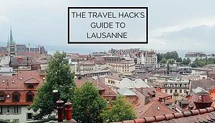 guide to Swiss city of Lausanne.